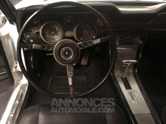Ford Mustang V8 289 PEINTURE NEUVE BLANC Occasion - 3