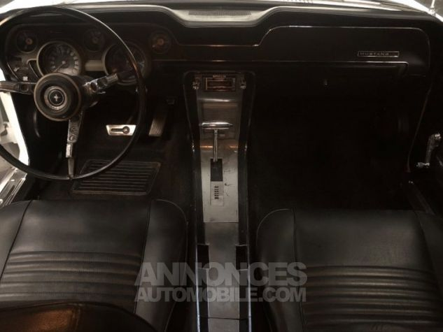 Ford Mustang V8 289 PEINTURE NEUVE BLANC Occasion - 4