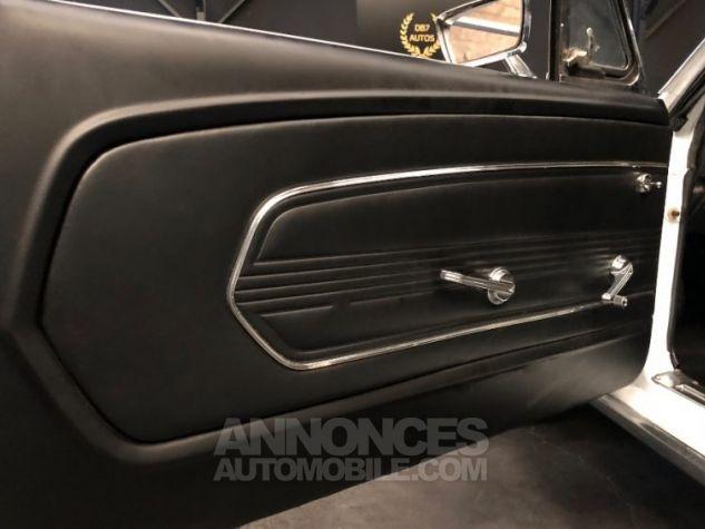Ford Mustang V8 289 PEINTURE NEUVE BLANC Occasion - 5