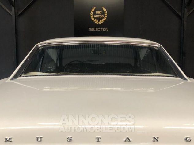 Ford Mustang V8 289 PEINTURE NEUVE BLANC Occasion - 8