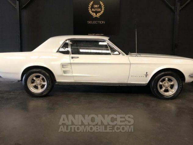 Ford Mustang V8 289 PEINTURE NEUVE BLANC Occasion - 9