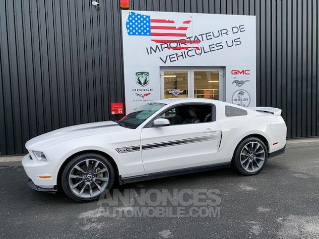 Ford Mustang V8 5,0L GT/CS CALIFORNIA Blanc Verni Occasion - 2