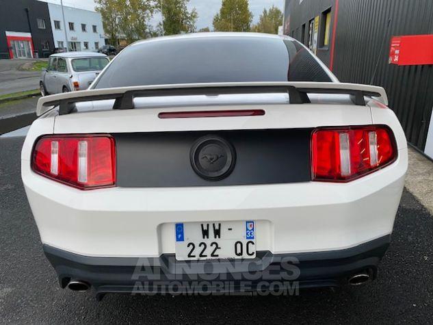 Ford Mustang V8 5,0L GT/CS CALIFORNIA Blanc Verni Occasion - 4