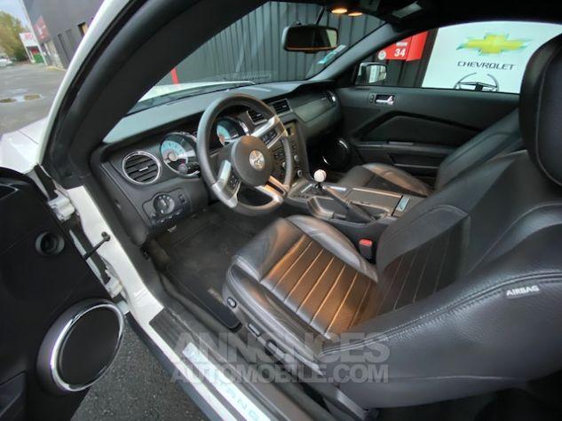 Ford Mustang V8 5,0L GT/CS CALIFORNIA Blanc Verni Occasion - 6