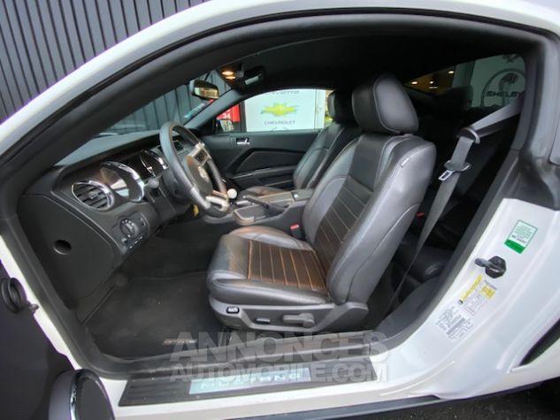 Ford Mustang V8 5,0L GT/CS CALIFORNIA Blanc Verni Occasion - 7