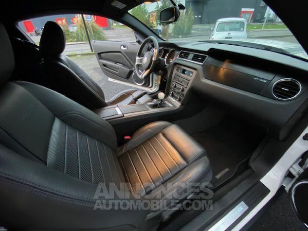 Ford Mustang V8 5,0L GT/CS CALIFORNIA Blanc Verni Occasion - 8