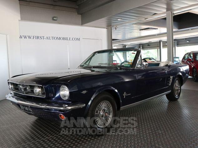 Ford Mustang V8 CABRIOLET 289CI BLEU Occasion - 0