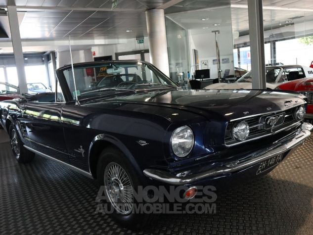 Ford Mustang V8 CABRIOLET 289CI BLEU Occasion - 1