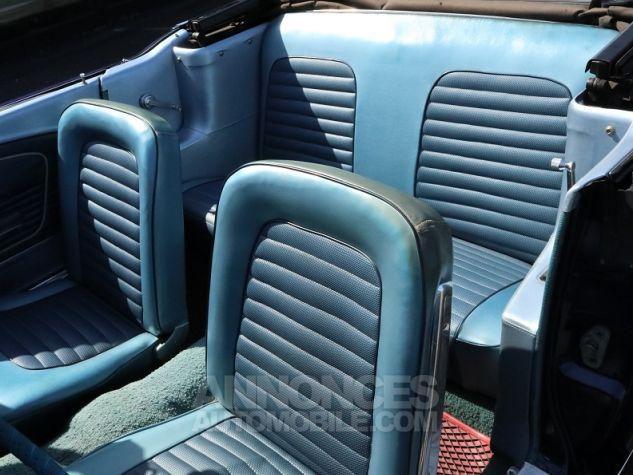 Ford Mustang V8 CABRIOLET 289CI BLEU Occasion - 2