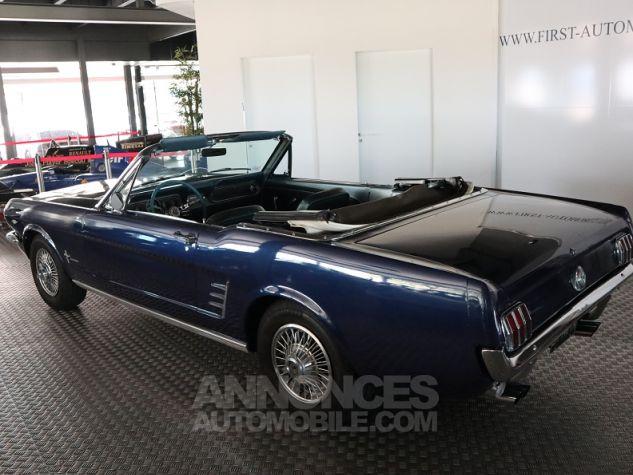 Ford Mustang V8 CABRIOLET 289CI BLEU Occasion - 4
