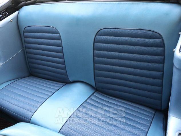 Ford Mustang V8 CABRIOLET 289CI BLEU Occasion - 6