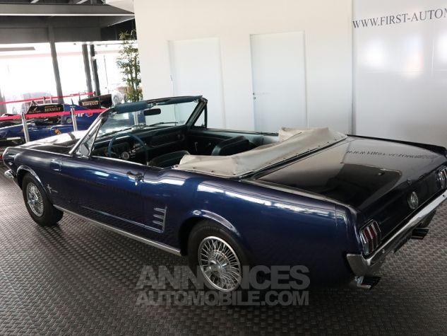 Ford Mustang V8 CABRIOLET 289CI BLEU Occasion - 7