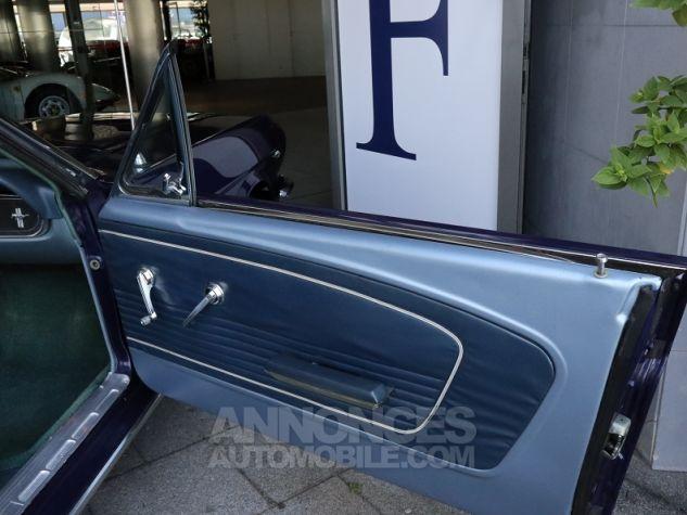 Ford Mustang V8 CABRIOLET 289CI BLEU Occasion - 9
