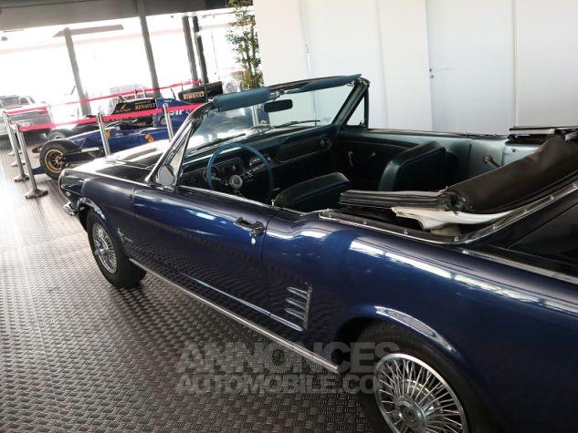 Ford Mustang V8 CABRIOLET 289CI BLEU Occasion - 10