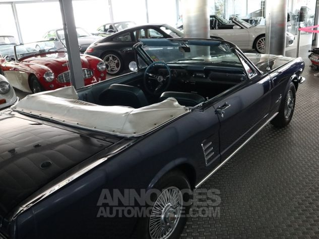 Ford Mustang V8 CABRIOLET 289CI BLEU Occasion - 14