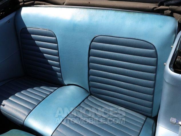 Ford Mustang V8 CABRIOLET 289CI BLEU Occasion - 16