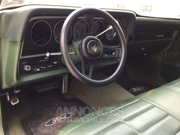 Ford Ranchero GT V8 351 Cleveland Vert Occasion - 8