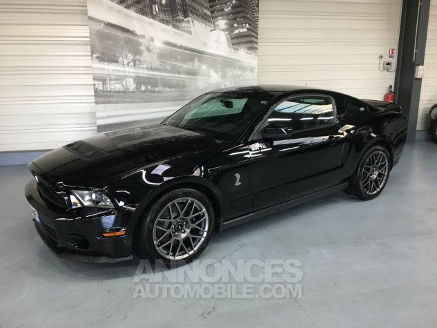 Ford Shelby GT 500 NOIR Occasion - 1