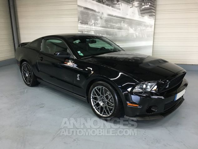Ford Shelby GT 500 NOIR Occasion - 4