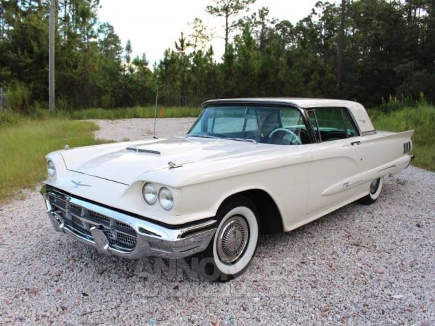Ford Thunderbird 1960  Occasion - 0