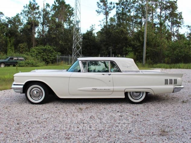 Ford Thunderbird 1960  Occasion - 1