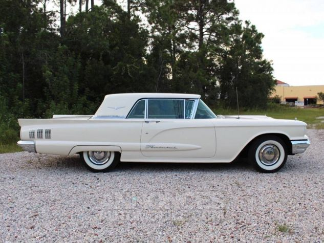Ford Thunderbird 1960  Occasion - 4