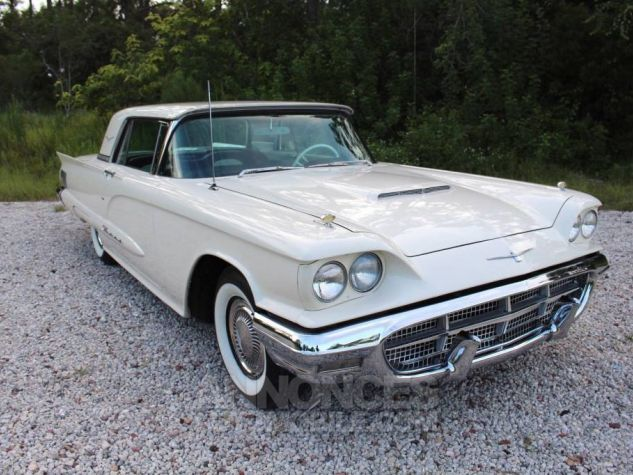Ford Thunderbird 1960  Occasion - 5