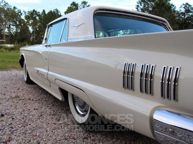 Ford Thunderbird 1960  Occasion - 9
