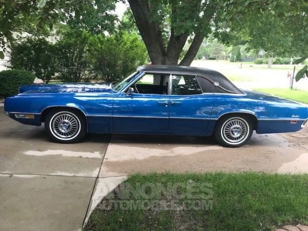 Ford Thunderbird 1970  Occasion - 1