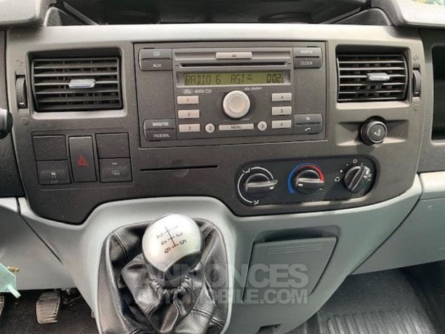 Ford Transit PlanCb 350L 2.2 TDCi 140 Blanc Occasion - 4