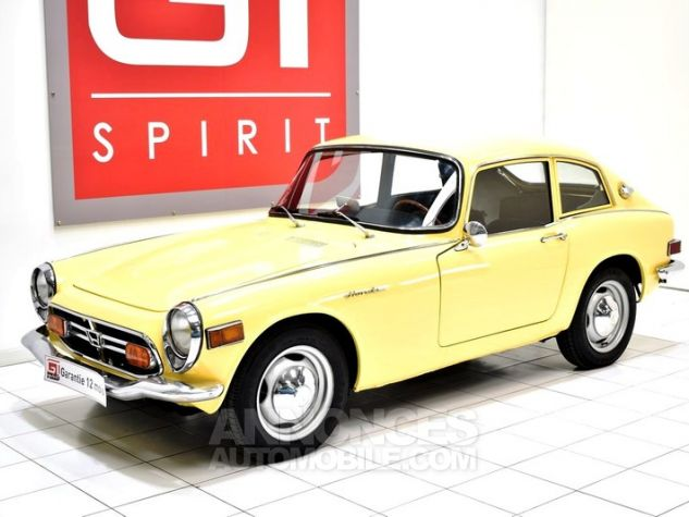 Honda S800 Coupé Lioness Yellow 13341 Occasion - 0