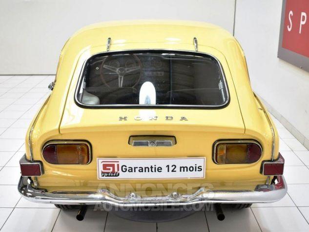 Honda S800 Coupé Lioness Yellow 13341 Occasion - 4