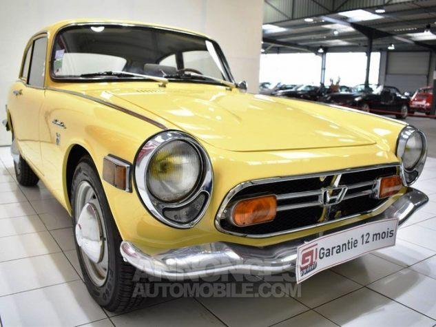 Honda S800 Coupé Lioness Yellow 13341 Occasion - 8