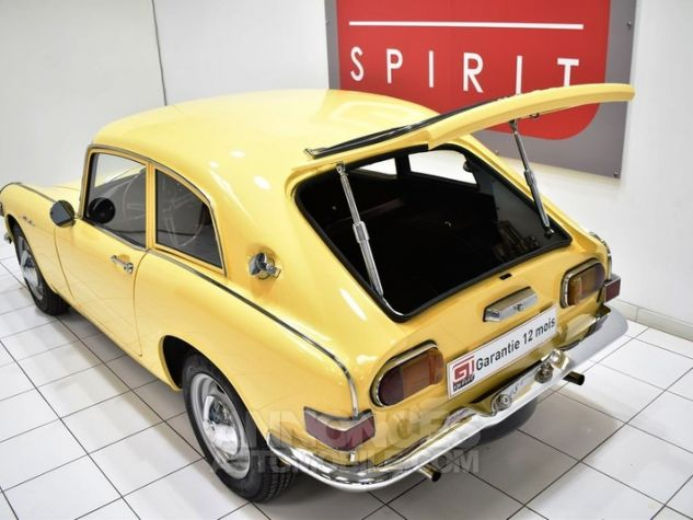 Honda S800 Coupé Lioness Yellow 13341 Occasion - 14