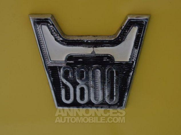 Honda S800 Coupé Lioness Yellow 13341 Occasion - 43