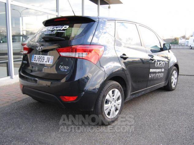 Hyundai ix20 PACK SENSATION 90CV BLUE DRIVE Noir Occasion - 2