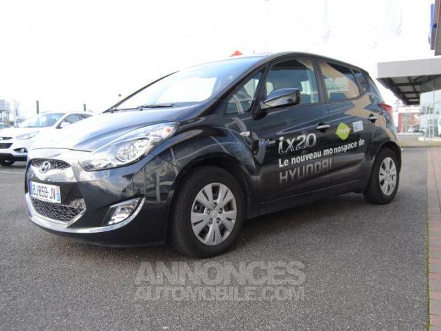 Hyundai ix20 PACK SENSATION 90CV BLUE DRIVE Noir Occasion - 3