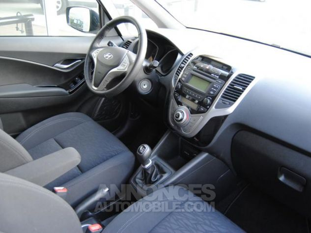 Hyundai ix20 PACK SENSATION 90CV BLUE DRIVE Noir Occasion - 4