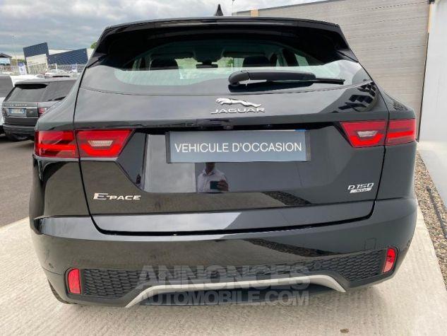 Jaguar E-Pace 2.0D 150ch S AWD BVA9 Noir Occasion - 11