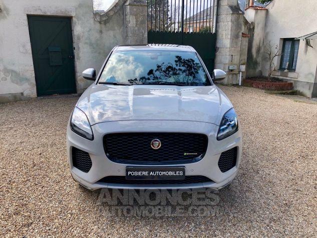 Jaguar E-Pace R-Dynamic SE Borasco Grey métallisée Occasion - 5