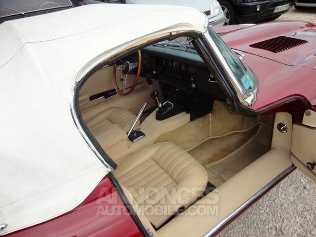 Jaguar E-Type TYPE E 4.2 CAB  Occasion - 14