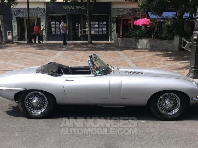 Jaguar E-Type type E  gris Occasion - 0