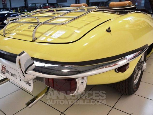 Jaguar E-Type Type E Cabriolet 4.2L Pale Primerose Yellow Occasion - 17
