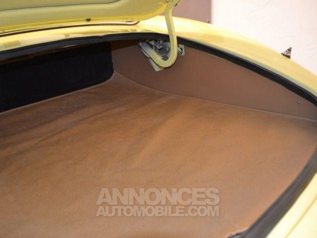 Jaguar E-Type Type E Cabriolet 4.2L Pale Primerose Yellow Occasion - 19