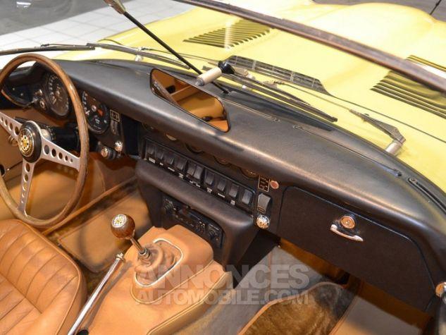 Jaguar E-Type Type E Cabriolet 4.2L Pale Primerose Yellow Occasion - 25