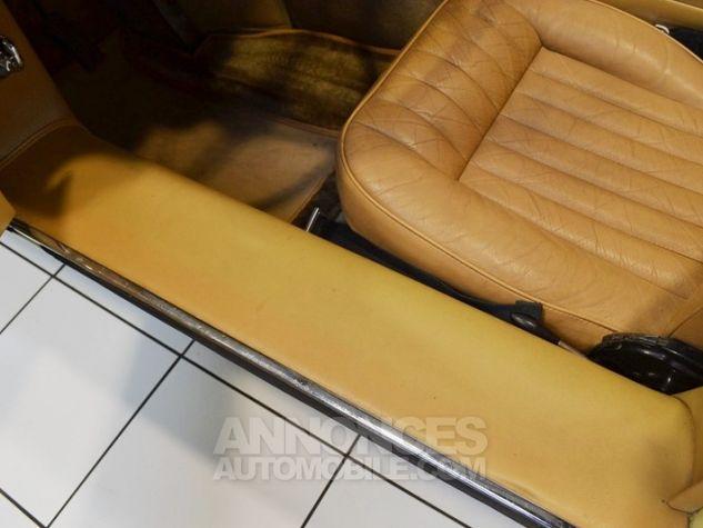 Jaguar E-Type Type E Cabriolet 4.2L Pale Primerose Yellow Occasion - 30