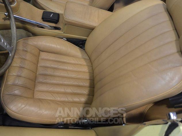 Jaguar E-Type Type E Cabriolet 4.2L Pale Primerose Yellow Occasion - 31