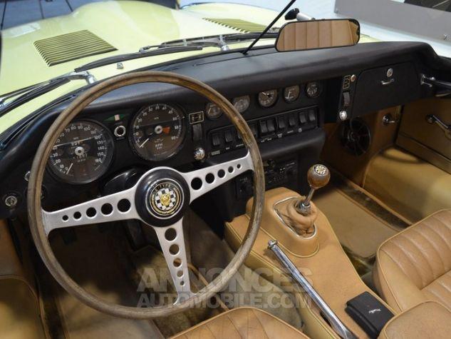Jaguar E-Type Type E Cabriolet 4.2L Pale Primerose Yellow Occasion - 32