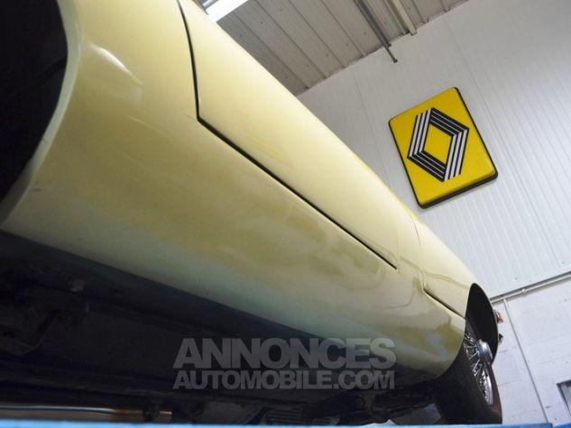 Jaguar E-Type Type E Cabriolet 4.2L Pale Primerose Yellow Occasion - 40