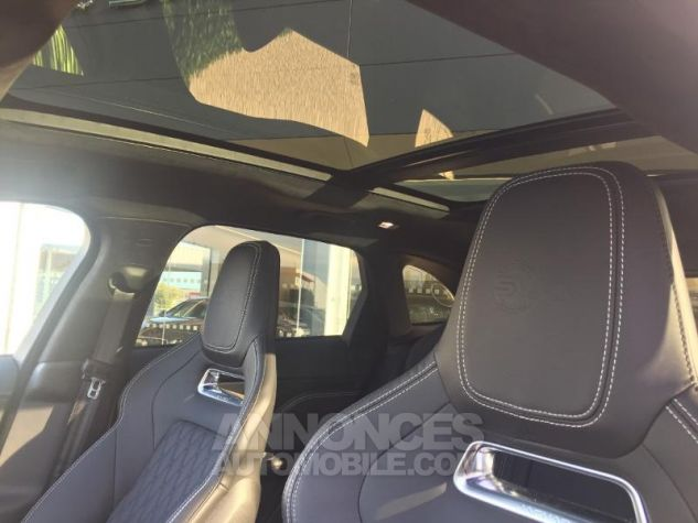 Jaguar F-Pace V8 5.0 Supercharged 550ch SVR AWD BVA8 Gris Occasion - 4